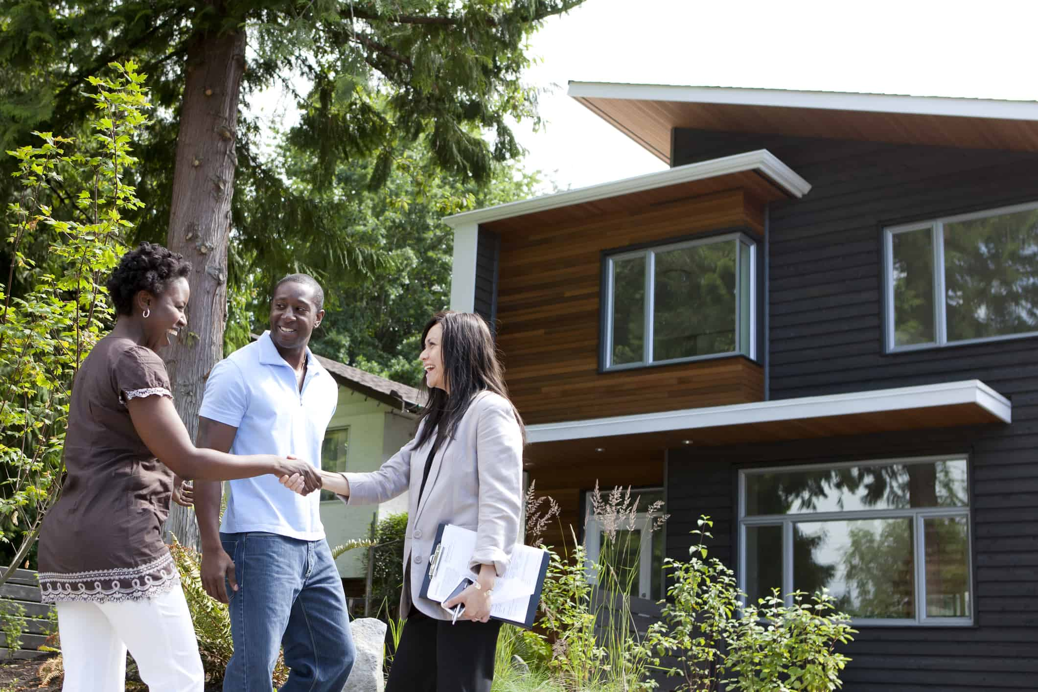 next steps in buying a house
