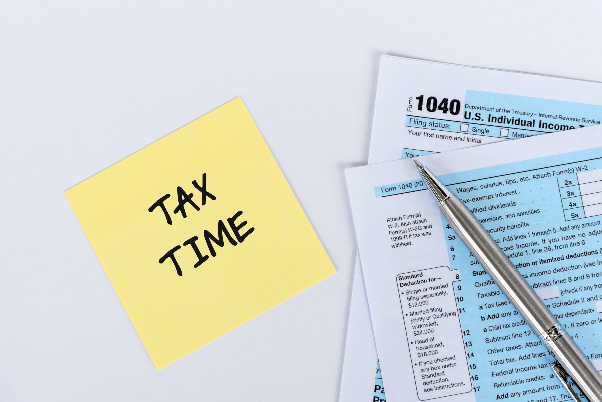 tax 2020