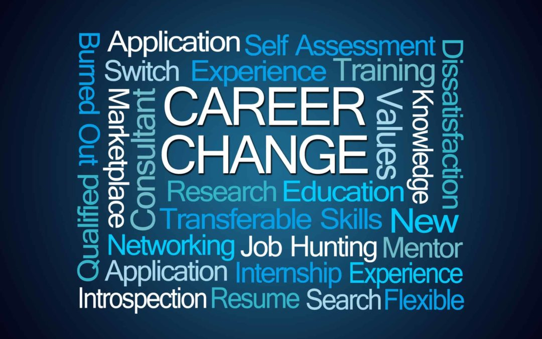Step By Step Guide To A Successful Career Change