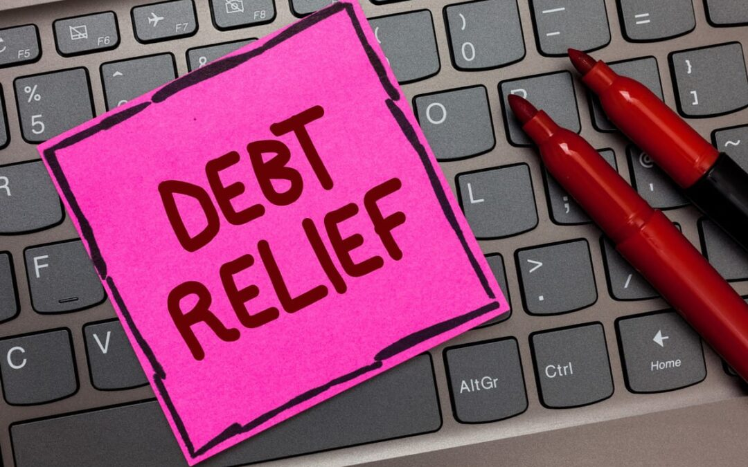 What Are Debt Relief Programs And How Do They Work?